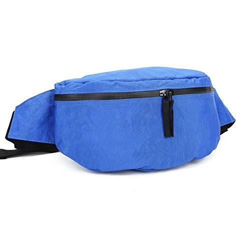 LENGKANG-EU Mode Sporttasche Multifunktionale Großvolumige Nonchalant Mode, Reise, Shopping Bag Tasche (Color : Blue, Size : S)