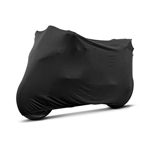 Motorrad-Abdeckung für Ducati Monster S2R 1000/800/ S4RS M-L Indoor schwarz