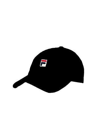 Fila Men's Baseball Cap Fht03341 001_Black