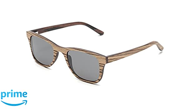 Lunettes en bois REZIN Gallagher Zingana  Amazon.fr  Vêtements et  accessoires 65bb05ae31ff