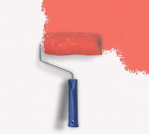 A.S. Création Malervlies Makulaturvlies Vliesfaser Renoviervlies, überstreichbar, rissüberbrückend, Großrolle 25,00 m Länge x 1,00 m Breite, 120 g/m², weiß - 3