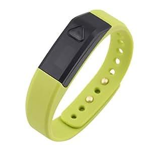 Montre Hommes de vidonn X5Smart Watch Bracelet Connecté pour smartphone Android/IOS, vert