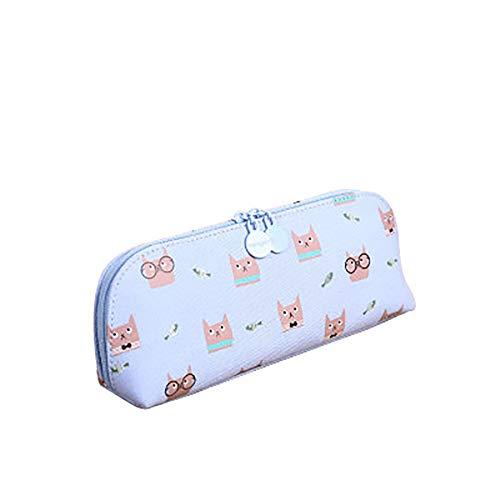 Bleu fonc/é Weimay Mini Simple Sac cosm/étique Femelle Sac de Rangement Portable Sac de Grande capacit/é Sac de Rangement /étanche Sac de Rangement de Voyage
