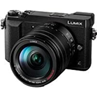 Digital Camera PANASONIC LUMIX DMC-GX80 BLACK + 14-140 MM LENS