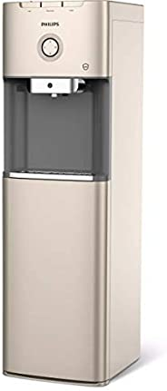 PHILIPS Water Dispenser Bottom Loading Gold Color - ADD4968GD/56 - With Micro P-Clean filtration and UV