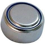 Exell Battery S76PX 1.55V Silver Oxide Battery 303 357 SR44 V357 GS13, White/Silver