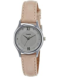 Timex Analog Silver Dial Women's Watch-TW00ZR266E