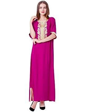 2016 musulmano vestito islamico donne raion abaya 1604
