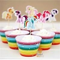 Nuovi 1pcs rosa Minnie Mouse cake topper per i bambini buon compleanno decorazione della festa di compleanno del bambino prima decorazione doccia decorazione della torta