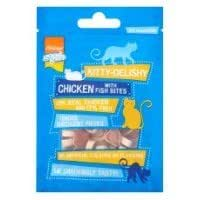 Good Girl Kitty-Delish Chicken with Fish Bites 40g