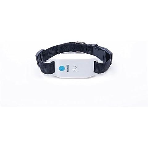 intelligente GPS Pet Tracker allarme collare anziani e bambini cane localizzatore usi multipli