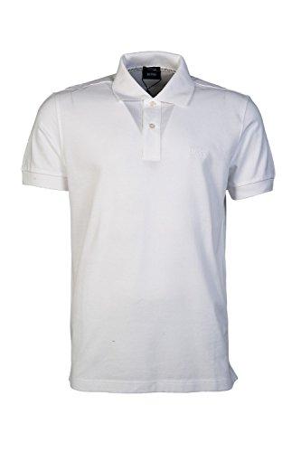 BOSS Poloshirt Firenze/Logo 50263591 Herren Weiß