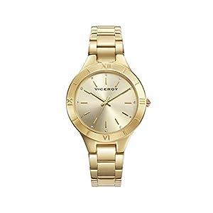 Reloj Viceroy Chic 401056-27 Mujer Acero IP Dorado