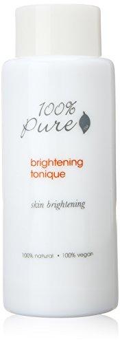 100% Pure - Tonique Lumière Eclaicissant pour le Visage - 6oz (177ml)