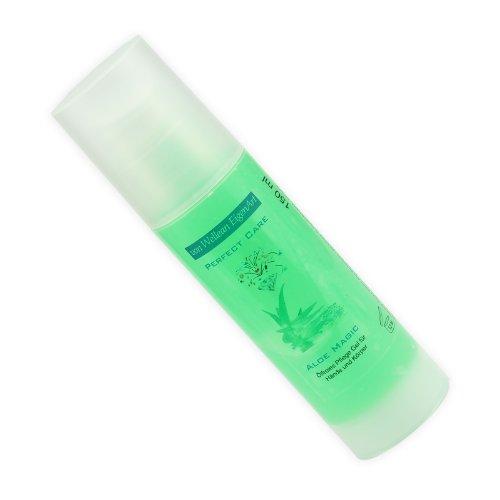EigenArt Aloe Magic Body Gel mit Aloe Vera Extrakt, 150ml