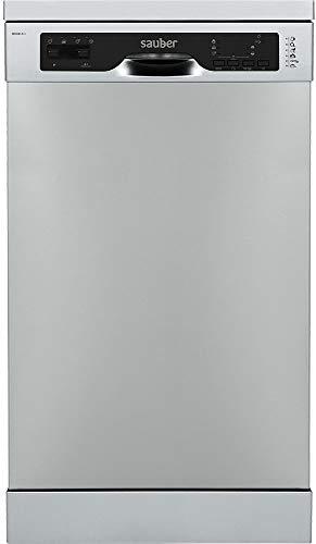 Sauber - Lavavajillas 45 cm SDW46I A++ 10 cubiertos