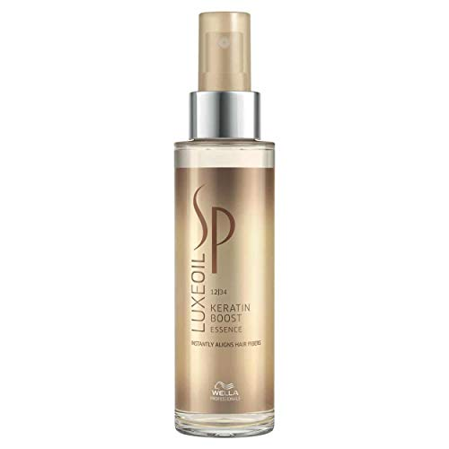 Wella System Professional–Luxe Oil Keratine Boost Essence–Linie SP Luxe Oil Collection–100ml