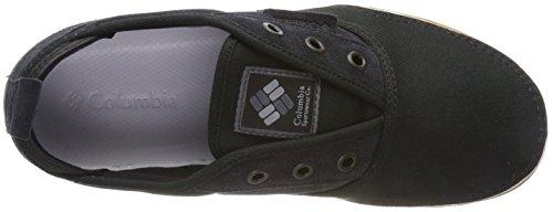 Columbia Bridgeport Slip Sneaker Uomo Nero black Graphite