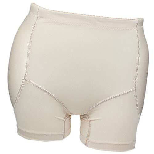 FENTINAYA Frauen High Waist Padded Butt Hip Enhancer Höschen Former Unterwäsche (High-waisted Shaper Panty)