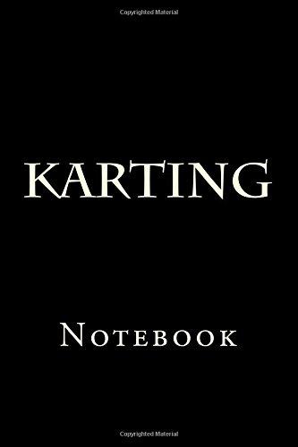 Karting: Notebook por Wild Pages Press