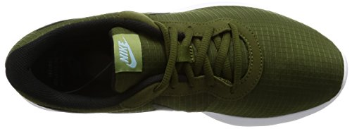 Uomo scarpa sportiva, colore Verde , marca NIKE, modello Uomo Scarpa Sportiva NIKE TANJUN PREM Verde Verde