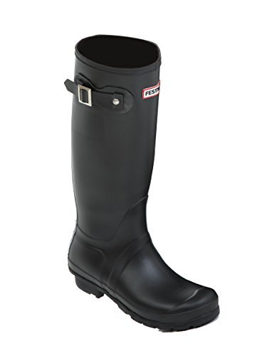 Ladies Womens Wellies Snow Rain Festival Wellington Boots Size UK 3, 4, 5, 6, 7, 8