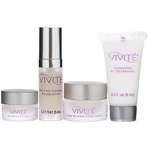 Vivite Travel Size System 4 piece by Vivite