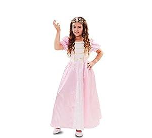 Fyasa 706231-T03 - Disfraz de Princesa para Vestido de 10 a 12 años,, tamaño Mediano