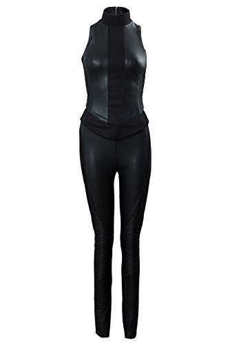 RedJade Damen Alita: Battle Angel Alita Outfit Cosplay Kostüm XXL -