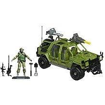 GI Joe GIJ Joe V.A.M.P. MK-II Multi-Purpose Attack Vehicle with Action Figure by G. I. Joe