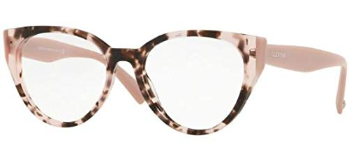 Valentino Brillen VA 3030 PINK HAVANA Damenbrillen