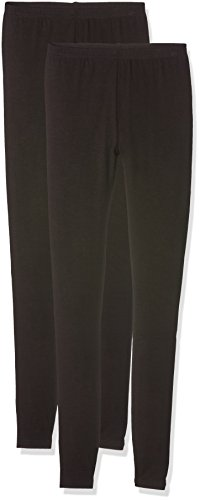 New Look Damen Legging Schwarz (Black)