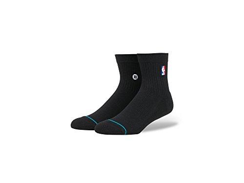 Nba Logoman Qtr Socken black Größe: M Farbe: black