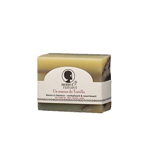 Bio-sesam-butter (noire Ô naturel Haarseife