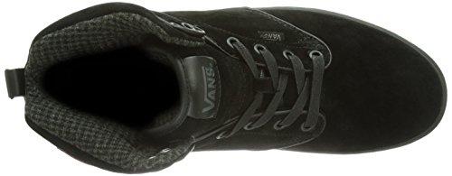 Vans Atwood (MTE) VXB1DWZ Herren Hohe Sneakers Schwarz ((MTE) black/red DWA)