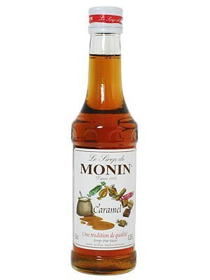 Monin - Sirop au caramel - 250ml