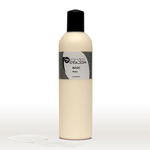 Senjo-Color Basic Bodypaint 250ml - Weiss