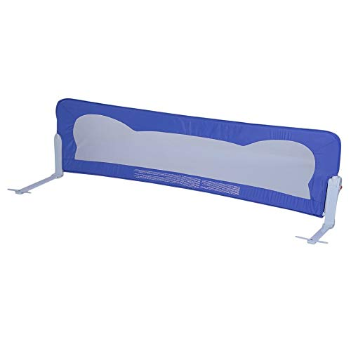 Bubbry Faltbare Baby Leitplanke Schutzstange Sicherheit Schlafendes Kind Kinderbett Zaun 102 * 42cm - Sicherheits-leitplanke