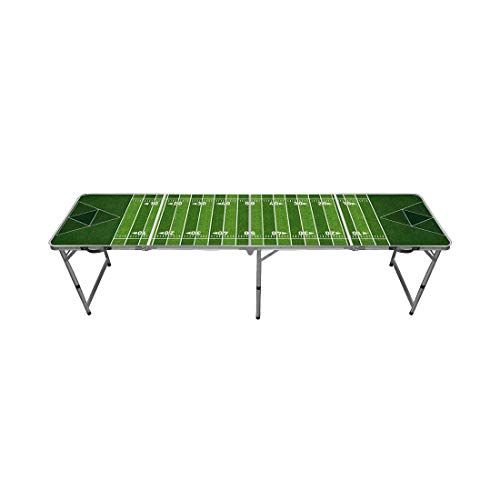 Original Cup Beer Pong Tisch Offizielle Premium Qualität Hochwertiger US Fußball - Offizielle Wettkampfgröße - Kratzfest und Spritzwassergeschützt - Leicht zu transportieren - Trinkspiel - Partyspiel