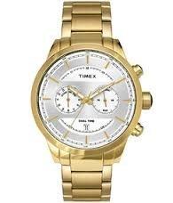 Timex TW000Y411  Chronograph Watch For Unisex