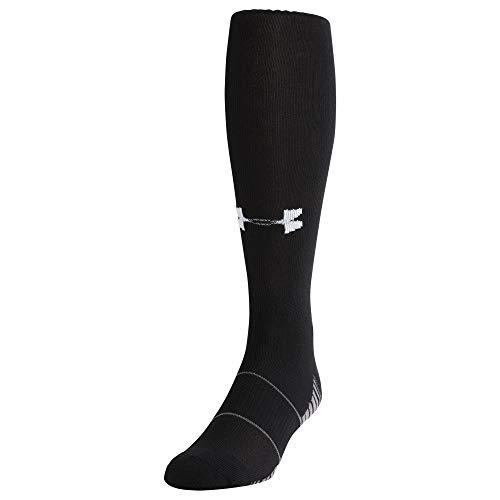 Under Armour over-the-calf équipe Chaussettes - noir, XL