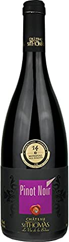 Chateau St Thomas, Pinot Noir 2011 75cl, Lebanese Fine Reserved Red Wines
