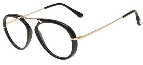 Tom Ford Für Mann 5346 Shiny Black Metallgestell Brillen