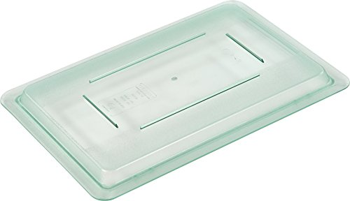 (6 Pack, 3. 18.9 & 18.9l Lid, Green) - Carlisle 10617C09 StorPlus Colour-Coded Food Storage Container Lid, 46cm x 30cm , Green (Pack of 6) Carlisle Storplus Container