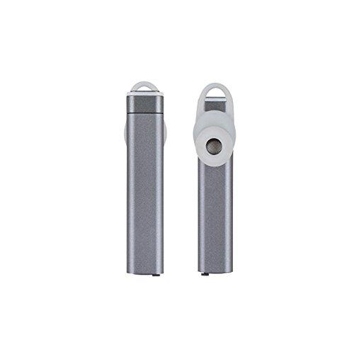 Bluetooth-Headset Wireless-Verbindung 4.1 Business-Auto-Sport-Hands-Free-Anruf Kompatibel Universell,1