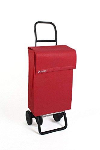 Rolser - Carro Jean ln 2+2 Rojo