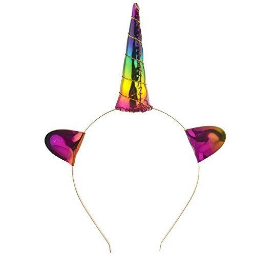 LUX Zubehör Dream Unicorn Rainbow Halloween-Kostüm Party Accessory ()
