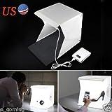 Light Room Photo Studio Photography Lighting Tent Kit Backdrop Cube Mini Box USA