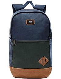 Vans Mochila MN Van Doren III Backpack Dress Blue Darkest Prune 0e0f1cdf5a5