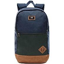 Vans Mochila MN Van Doren III Backpack Dress Blue Darkest Prune 0661a0180ad